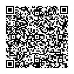 QR-Sparkly vcard - big